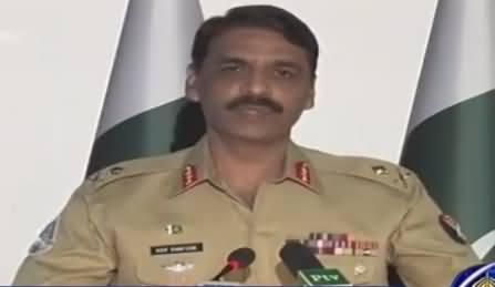 DG ISPR Major General Asif Ghafoor (Complete) Press Conference – 17th April 2017
