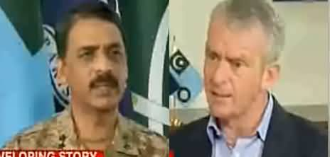 DG ISPR Major General Asif Ghafoor Exclusive Interview With Nic Robertson on CNN - 6th March 2019