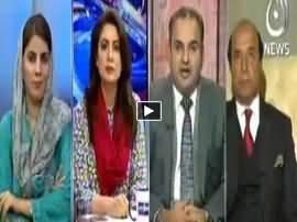 Dialogue Tonight With Sidra Iqbal (Hakumati Manmani) - 24th February 2016