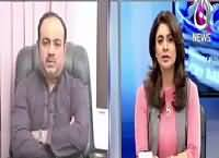 Dialogue Tonight With Sidra Iqbal (PM & Army Chief in Karachi) – 7th December 2015