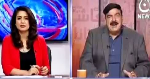 Dialogue Tonight With Sidra Iqbal (Sheikh Rasheed Exclusive Interview) – 3rd February 2016