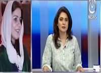 Dialogue Tonight With Sidra Iqbal (Uzair Baloch) – 1st February 2016