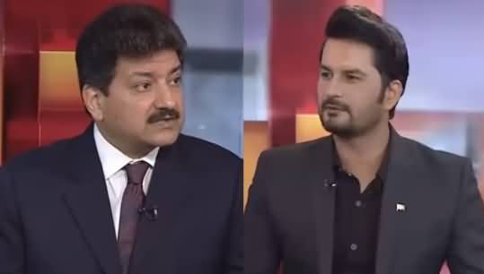 Dialogue with Adnan Haider (Hamid Mir Exclusive Interview) - 15th September 2019