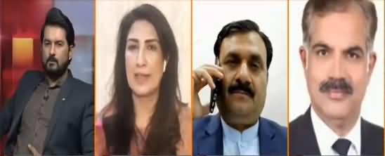 Dialogue with Adnan Haider (Imran Khan's Speech) - 4th March 2021