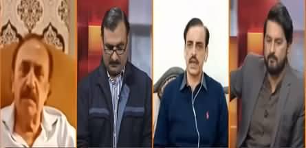 Dialogue with Adnan Haider (PDM Ikhtalafat Ka Shikar) - 16th January 2021