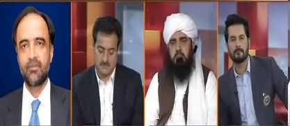 Dialogue with Adnan Haider (PMLN Divided Into Two Groups) - 12th October 2019