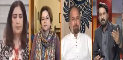 Dialogue with Adnan Haider (PMLN Workers Clash With Police) - 11th August 2020