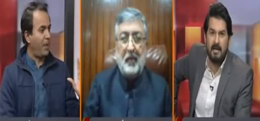 Dialogue with Adnan Haider (Violence in By-Election) - 19th February 2021