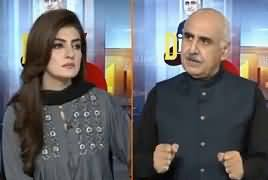 Dialogue With Haider Mehdi (Cases on Asif Zardari) – 11th November 2018