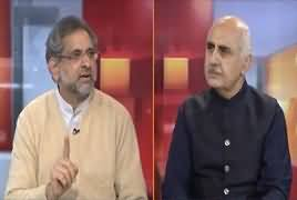Dialogue With Haider Mehdi (Shahid Khaqan Abbasi Interview) – 8th December 2018