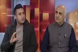 Dialogue With Haider Mehdi (Zulfi Bukhari Exclusive Interview) – 12th January 2019