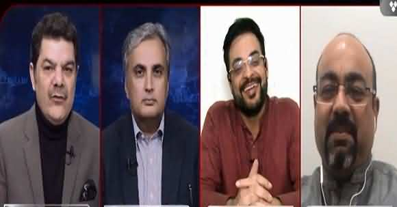Did Imran khan Fail To Perform And Fulfil His Promises? Listen Dr Aamir Liaquat Answer
