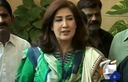 Different Sindh Assembly Members Views on PTI Jalsa in Larkana