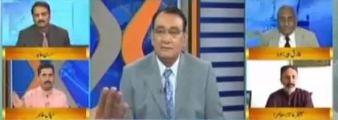 DNA (Aitzaz Ahsan PPP Ki Taraf Se Sadarti Umeedwar) - 26th August 2018