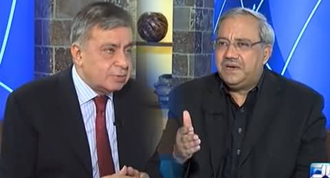 DNA (Arif Nizami's More Revelations About Imran, Reham Divorce) – 3rd November 2015
