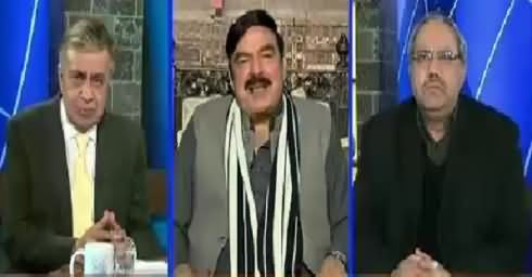 DNA (Exclusive Talk with Sheikh Rasheed) – 19th January 2016