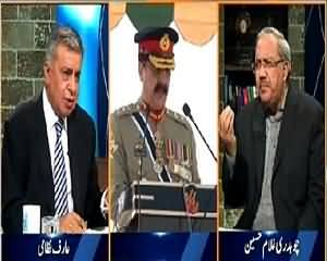 DNA (India's Intention Is Dangerous Towards Pakistan) – 10th June 2015