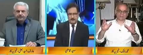 DNA (Khawaja Asif Disqualified For Life) - 26th April 2018