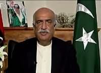 DNA (Khursheed Shah Exclusive Interview) – 1st February 2016