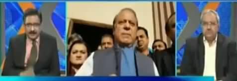 DNA (Kia PMLN Inteshar Ki Siasat Chahti Hai) - 21st December 2017