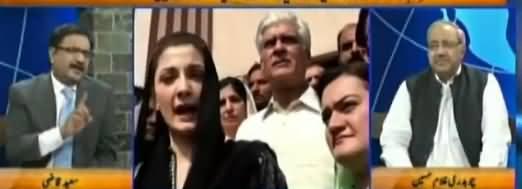 DNA (Maryam Nawaz Aur Captain Safdar Ki Paishi) - 9th October 2017