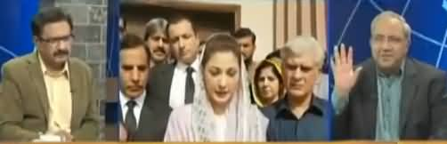 DNA (Maryam Nawaz Mulk Se Bahir Jaane Wali Hain) - 26th October 2017