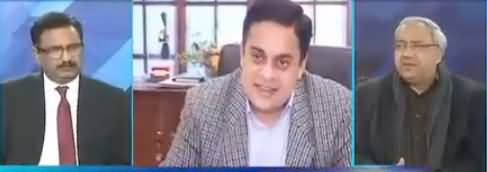 DNA (Nawaz Sharif Ki Na Ahli Ke Party Per Asraat) - 21st February 2018