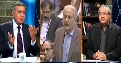 DNA (Politics of Imran Khan) – 12th March 2015