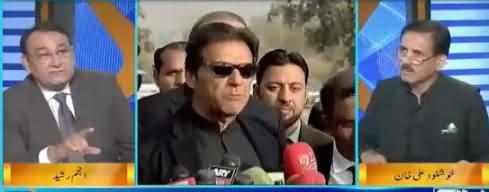 DNA (PTI Take Back Nasir Khosa's Name) - 30th May 2018