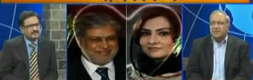 DNA (Ishaq Dar Ki Marvi Memon Se Khufia Shadi) - 23rd October 2017