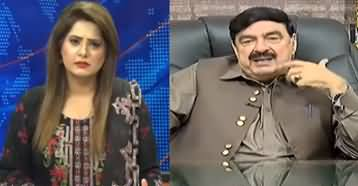 DNA (Sheikh Rasheed Ahmad Exclusive Interview) - 19th September 2019