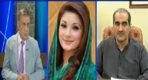 DNA (Special Talk With Maryam Nawaz) – 9th June 2016