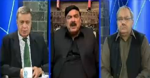 DNA (Special Talk With Sheikh Rasheed Ahmad on Current Issues) – 14th April 2016