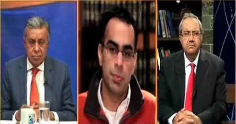 DNA (What Is Altaf Hussain & MQM's Future?) – 17th March 2015