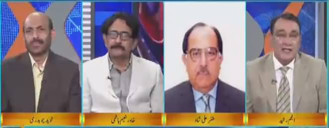 DNA (Who Will Be Next President of Pakistan) - 25th August 2018