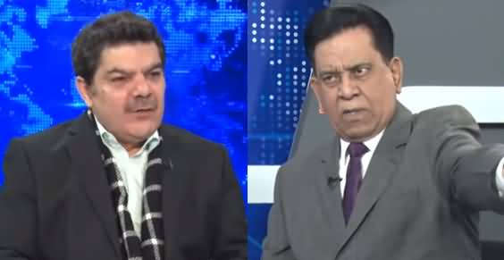 DNA With Salim Bokhari & Mubashir Lucman (Imran Khan's Statement) - 22nd December 2020