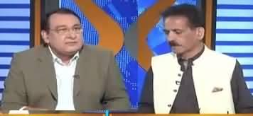 DNA (Zaeem Qadri Hamza Shahbaz Ke Khilaf Phat Pare) - 21st June 2018