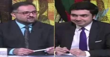 Do Raaye (Imran Khan Take Oath As Prime Minister) – 18th August 2018