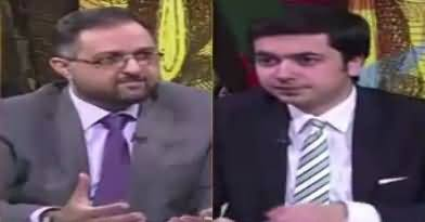 Do Raaye (Judicial Challenges For PMLN) – 14th April 2018