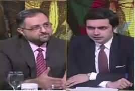 Do Raaye (Nawaz Sharif & Jahangir Tareen Both Disqualified) – 13th April 2018