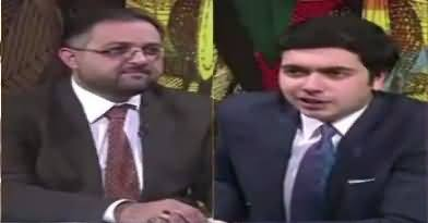 Do Raaye (Pervez Musharraf Ki Wapsi) – 17th March 2018