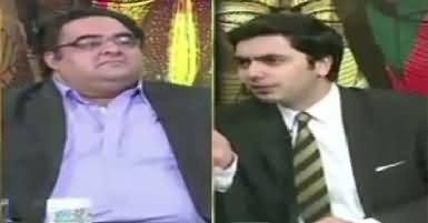 Do Raaye (Qatari Shehzade Ka Bayan Na Huwa) – 8th July 2017