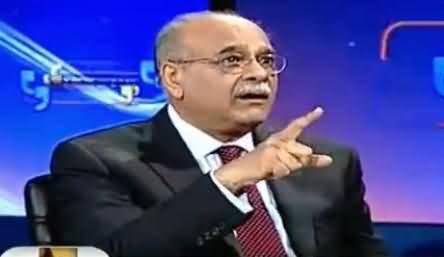 Do You Agree With This Advice of Najam Sethi to Rangers And Asif Zardari