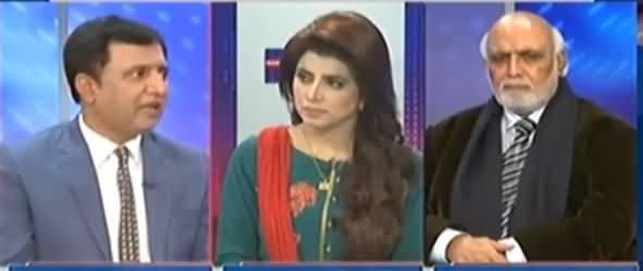 Donald Trump Aik Diwana Sa Aadmi Hai - Haroon Rasheed Analysis on Trump