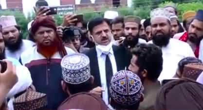 Dr. Ashraf Jalali Sent to Jail on Judicial Remand | His Lawyers Media Talk