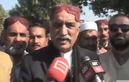 Dr. Asim Ki Video Chaudhry Nisar Ke Paas Hai - Khursheed Shah