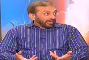 Dr.Farooq Sattar Appreciating Imran Khan Effort to organize Peace Match in Peshawar