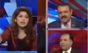 Dr. Fizza Akbar And Asad Kharral Reply To Opposition on Their Criticizing That Why Army Is Supporting PTI Govt