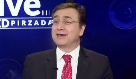 Dr. Moeed Pirzada Analysis on Maulana Fazlur Rehman's Plan B After The End of Dharna