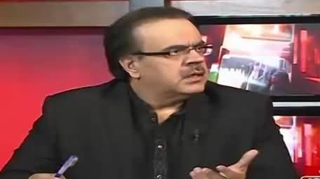 Dr. Shahid Masood Apologizes To Judges on Faisal Raza Abidi's Remarks